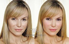 faces makeup eye makeup before and after celebrity women celebs no amanda holden without photo