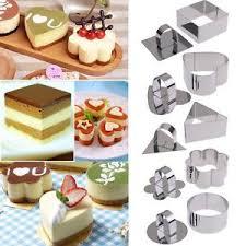 emporte cuisine emporte pièce acier inoxydable moule pâtisserie gâteau découpe pate