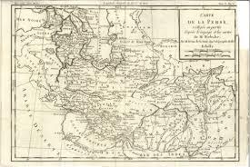 Persia Map Persia