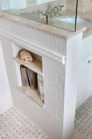 bathroom niche ideas chicago bathroom niche ideas traditional with white gold