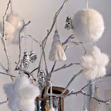 fur christmas christmas decoration ideas nordic design inspirations for eco