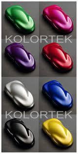 metallic candy chameleon car paint colors color pearl pigment for