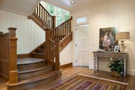 indoor wide bottom staircases staircase traditional with crown
