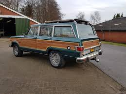 1960 jeep wagoneer 1983 jeep grand wagoneer speed monkey cars