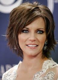 womans short hairstyle for thick brown hair 10 short layered hairstyles for 2015 easy haircuts for women