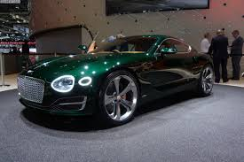 navy blue bentley bentley u0027s future involves a sports car an electric car and a