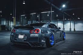 nissan gtr gas mileage f7lthy liberty walk nissan gtr by lb performance 1280 853