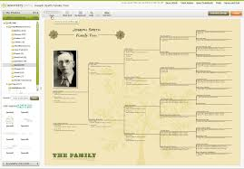 creating a family tree poster in ancestrypress u2013 ancestry blog