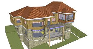 marvelous idea sketchup home design 1 modern house in free google
