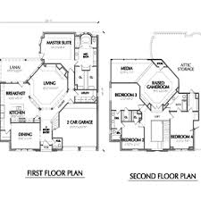 small 2 story floor plans house plan home design modern story floor plans beautiful designs in