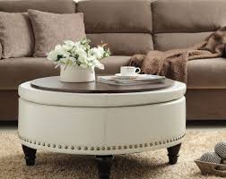 decent glass ottoman coffee table tags long coffee table small