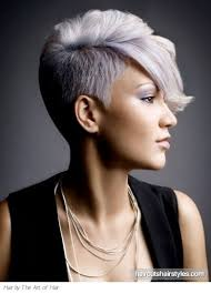 very short pixie hairstyle with saved sides hairstyles ideas trends glamorous short hairstyles with shaved