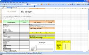 Free Excel Personal Budget Template 15 Free Personal Budget Spreadsheet Excel Spreadsheet Part 12