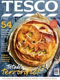 Tesco Magazine  October 2018 by Tesco magazine  issuu