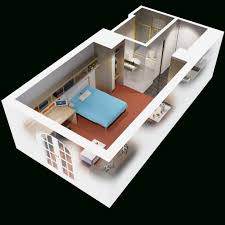 1 bedroom house plan design 3d picture one bedroom house designs