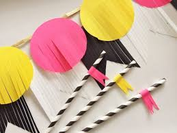 New Year Paper Decorations by Diy Party Decorations For New Years Diy Inspired