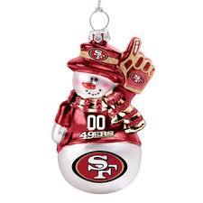 san francisco 49ers decorations gift bags ornaments