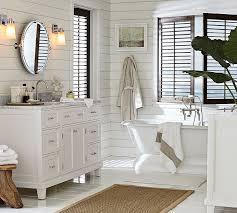 Barn Bathroom Ideas Capiz Bath Accessories Pottery Barn