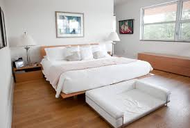 bedroom mid century modern bed brings in exquisite touch to your