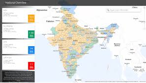 India Map World by Google Launches Live India Election Map