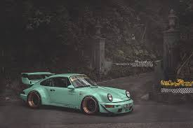 rwb porsche yellow rwb u0027tiffany u0027 brixton forged wheels