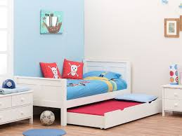 Espresso Twin Bed With Trundle Kids Bed Bedroom Kids Room Design Idea With Espresso Twin
