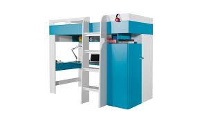 lit enfant combiné bureau attrayant lit combine bureau 6 lit enfant combine avec bureau