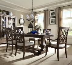 Trestle Dining Room Table Sets Trisha Yearwood Home Collection By Klaussner Trisha Yearwood Home