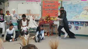 s 4th grade thanksgiving play