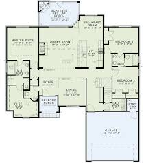 european style home plans split bedroom european home plan 60589nd architectural designs