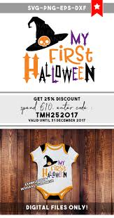 my 1st halloween baby clothes my first halloween svg file fall svg halloween svg baby
