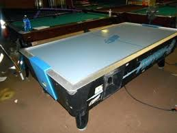 used coin operated air hockey table dynamo air hockey table proton air hockey table with side scoring