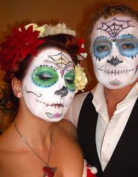 61 best day of the dead images on pinterest halloween makeup