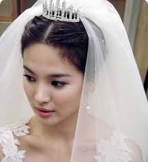 wedding dress drama korea 박라린 house wedding dress