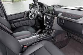 mercedes benz g class interior mercedes benz g class edition 35 is a factory tuned beauty