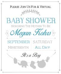Virtual Baby Shower Invitations Apple Cheesecake French Toast With Maple Cider Syrup Mariah U0027s