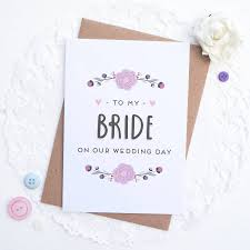 to my on our wedding day card to my on our wedding day card by joanne hawker