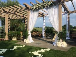 Pergola Wedding Decorations by 11 Best Turning Stone Weddings Images On Pinterest Turning