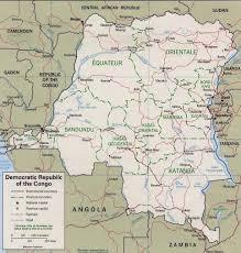 Republic Of Congo Map Democratic Republic Of The Congo Profile By Megan Wertz 10 1