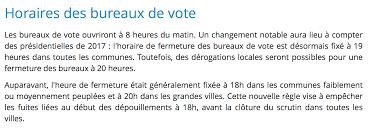 horaire bureau horaire bureau de vote 28 images horaire bureau de vote