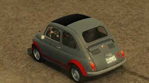 500 Sf by Driver San Francisco Abarth Fiat 695 Ss Assetto Corse Test Drive
