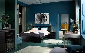 chambre bleu et plume de paon 18 idées déco la 9e est top maison créative
