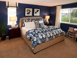 White And Dark Blue Bedroom Fine Dark Blue Master Bedroom Contemporary Sitting Area In Navy