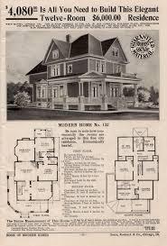 Old House Plans Vintage Craftsman House Plans Escortsea
