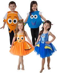 nemo halloween costume finding dory fish kids fancy dress disney nemo childrens kids sea