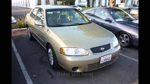 orange nissan sentra 2003 nissan sentra repaired by almost everything youtube