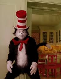 Cat In The Hat Meme - q mike myers february film meme gif find download on gifer
