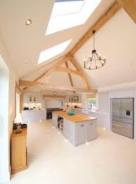 a frame kitchen ideas oak frame kitchen extension räume upvc