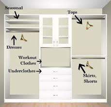 Best  Small Master Closet Ideas Only On Pinterest Closet - Wall closet design