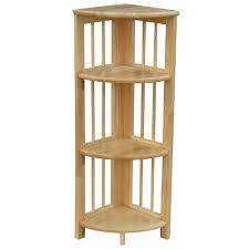 4 shelf folding bookcase